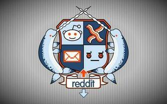Reddit Coat Of Arms Logo Widescreen Wallpaper darelparkercom