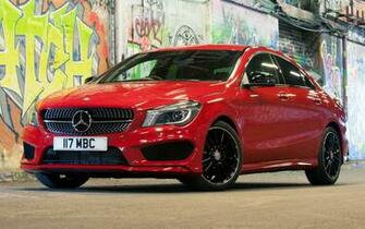 2013 Mercedes Benz CLA Class AMG Styling UK   Wallpapers and HD