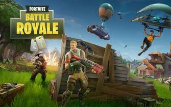 Fortnite Battle Royale Full HD Wallpaper