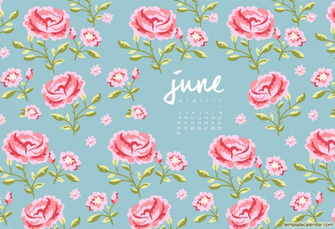 June 2016 Wallpaper With Calendar   Printable Monthly Calendar