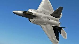 aircrafts military raptor f 22 f22 HD Wallpaper   Army Military