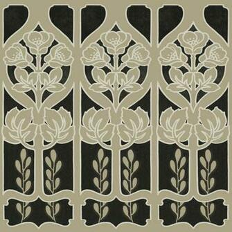 Black And Nickel Trellis Prepasted Wallpaper Border at Lowescom