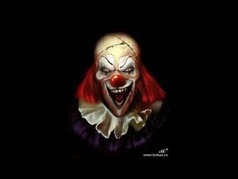 Evil Clown Wallpaper Clown wallpaper background