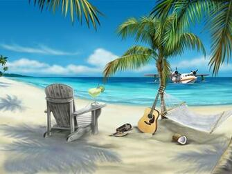 Top Animated Beach Desktop Backgrounds
