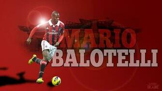 Mario Balotelli Ac Milan Wallpapers Download HD