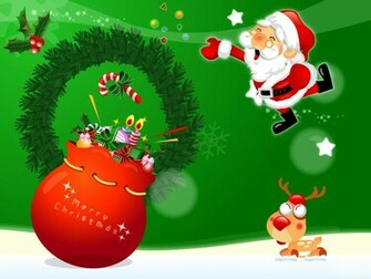 Hot Wallpapers Blogs 2011 Christmas Wallpapers For Desktop