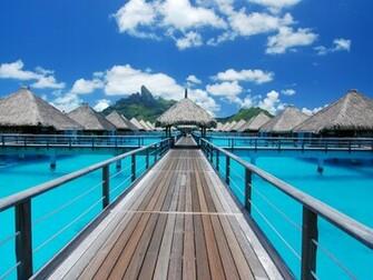 Bora Bora Widescreen Wallpaper   Travel HD Wallpapers