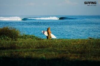 August Issue Wallpaper SURFING Magazine