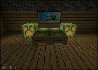Minecraft Bedroom Set by PatrickJr