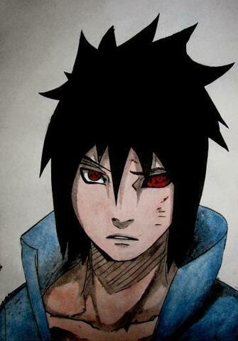 sasuke rinnegan