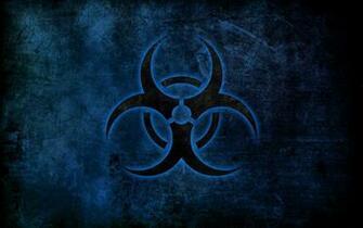Pics Photos   Biohazard Symbol Wallpaper