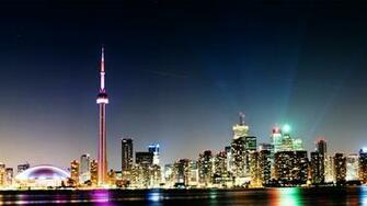 Toronto Nightlife Wallpaper Your Articles