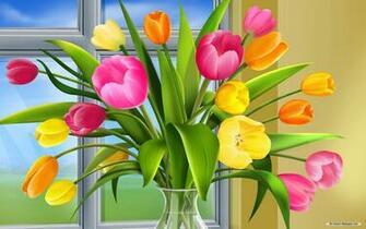 Spring Desktop Wallpaper Screensaver image