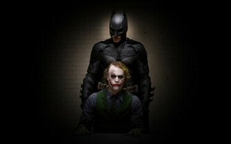 Wallpaper Batman Joker Dark The Dark Knight Images at Clkercom