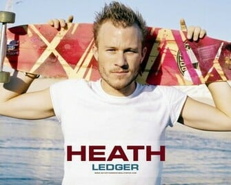 Movie Zone Heath Ledger   Wallpapers