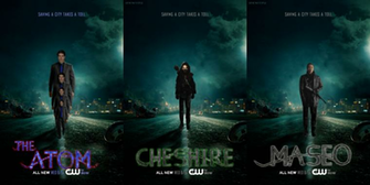 cw Arrow Wallpaper Arrow cw Season 3 Promo Art 2