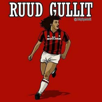 The 25 best Ruud gullit ideas Football