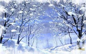 Best Snow Winter Wallpaper FreeComputer Wallpaper