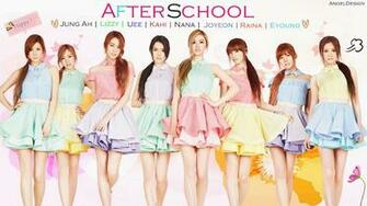 After School Wallpaper 3   1920 X 1080 stmednet