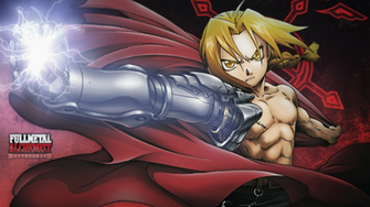 Edward Elric   Wallpaper by ViperDash GFX