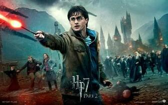 Harry Potter and The Deathly Hallows Part 2 Wallpapers 3   SPG Studios