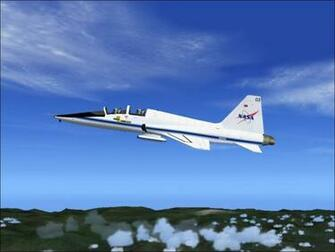 Wallpapers Video Games Wallpapers Flight Simulator T 38 Nasa by