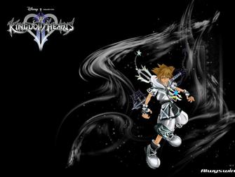 Kingdom Hearts 2 Wallpaper by Alwyswin