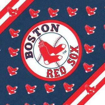 MLB Baseball Boston Red Sox   Wallpaper Wall Border
