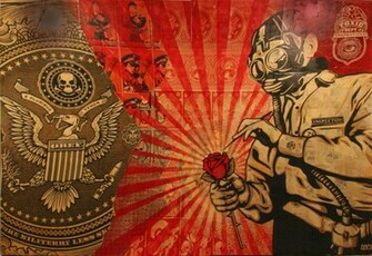 Obey Shepard Wallpaper 1663x1146 Obey Shepard Fairey