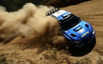 WRC Rally Acropolis   58th Rally of Gods   May 24 27 2012   Greece