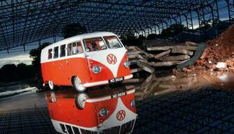 Classic VW Bus Wallpaper Desktop 10272 Wallpaper WallpaperLepi