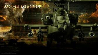 Download wallpaper Helicopter AH 64 Apache desktop wallpaper in