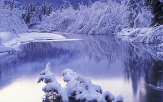 10 winter landscapes Cute wallpapers