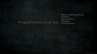 Programmers And Coders Wallpapers HD by PCbots PCbots Labs Blog