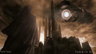 Halo 5 Fan Concept art by EliteX17