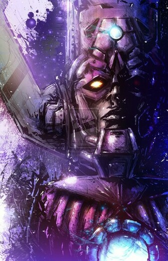 Galactus Wallpaper Galactus by vvernacatola