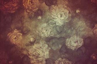 Vintage Floral Wallpaper Background indiedesignercom   FREE