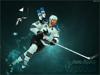 Download Nhl Wallpapers Joe Thornton San Jose Sharks Wallpaper