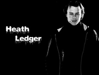 Heath Ledger   Heath Ledger Wallpaper 5885248