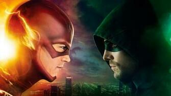 Flash vs Arrow Wallpapers HD Wallpapers
