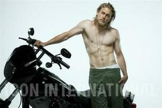 Charlie Hunnam   Sons Of Anarchy Photo 25476741