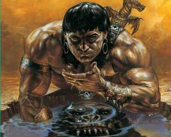 CONAN THE BARBARIAN l wallpaper 1440x1150 140192 WallpaperUP