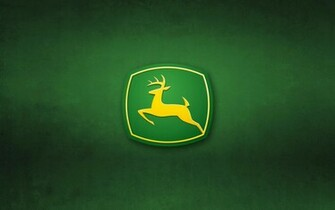 John Deere Logo Wallpaper by fictionalautumn