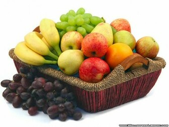 fruit basket wallpaperjpg