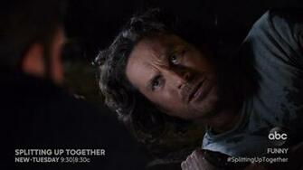 Splitting Up Together Sneak Peek Oliver Hudson Gets a Halloween