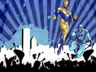 Booster Gold Wallpaper 4   1024 X 768 stmednet