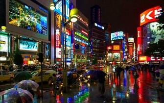 Tokyo at night wallpaper   723910
