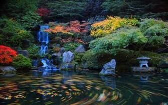 Japanese Garden Wallpapers Backgrounds Desktop