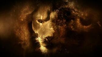 30 Amazing HD Lion Wallpaper