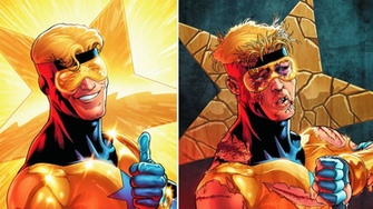 Booster Gold Wallpaper 5   1280 X 924 stmednet
